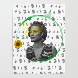 Marielle, Presente Poster