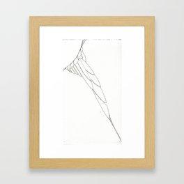 No. 93 Framed Art Print