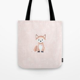 Be Clever   Pink Tote Bag