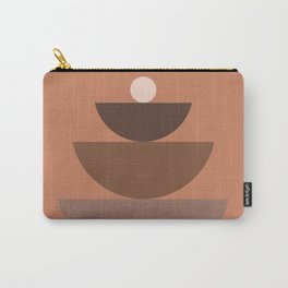 Abstraction_BALANCE_Bohemian_Minimalism_Art_001 Carry-All Pouch
