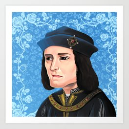 King Richard III Art Print