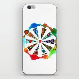 ONE HEART iPhone Skin