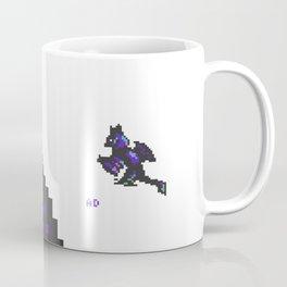 8-Bit Microraptor Gui Coffee Mug