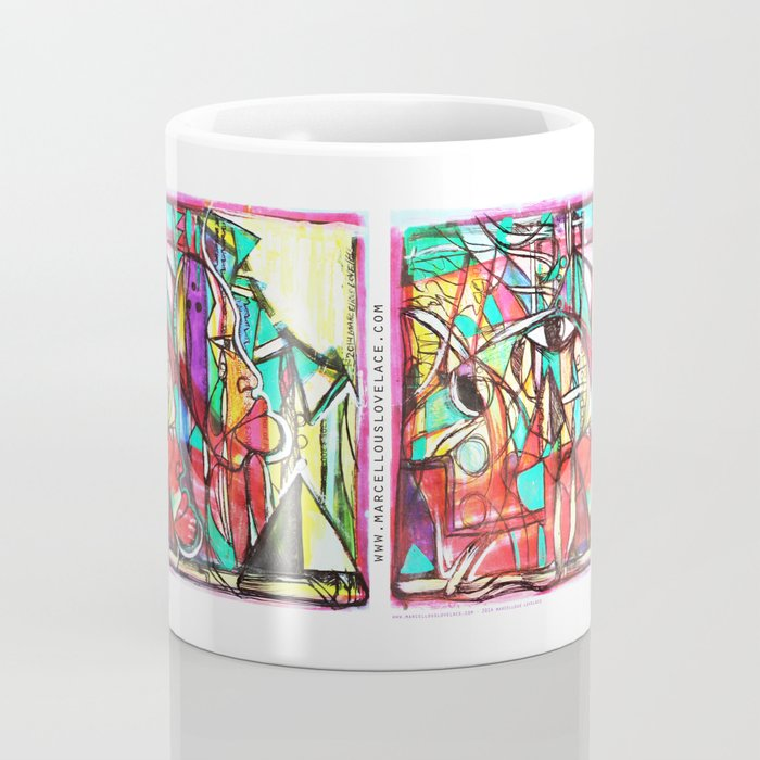 2014 Dendi Kingdom Gao  Coffee Mug