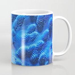 Coral Blue Coffee Mug