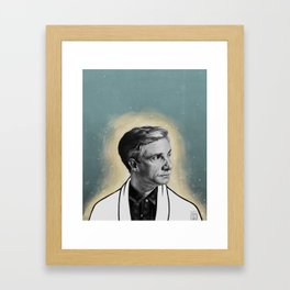 Conductor of Light - John Watson Framed Art Print