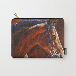 Hanoverian Warmblood Sport Horse Carry-All Pouch