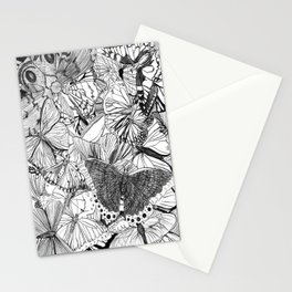 Crowded Stationery Cards