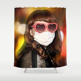 Tatemae Shower Curtain