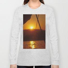 SUNSET DREAMING #1 #art #society6 Long Sleeve T-shirt
