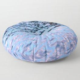 Water Floor Pillow