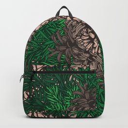 Pine Needles and Cones I Backpack