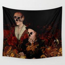 MEMENTO MORI VI Wall Tapestry