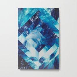 Spatial #1 Metal Print