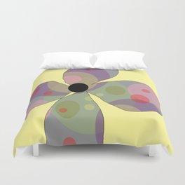 FLOWERY  FREYA / ORIGINAL DANISH DESIGN bykazandholly Duvet Cover