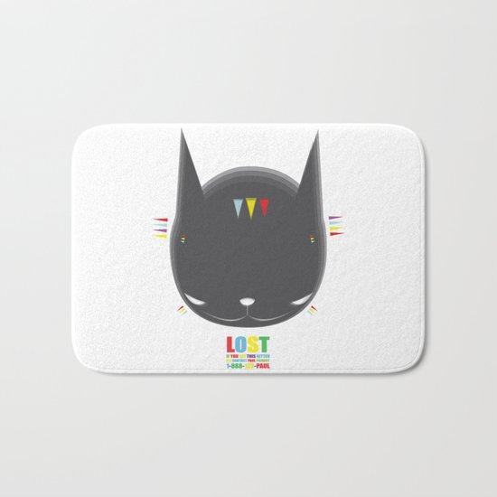 HELLO EP002 - LOST Bath Mat