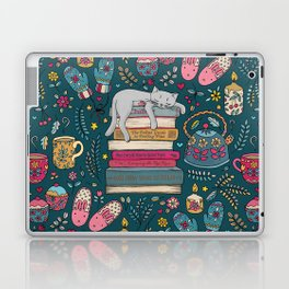 How to Hygge Like a Cat Laptop & iPad Skin