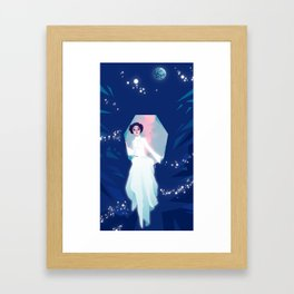 Forever one with the Force Framed Art Print