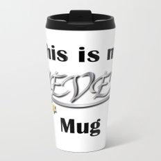 Clever Metal Travel Mug
