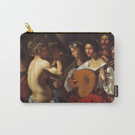 Pietro Paolini - Bacchic Concert Carry-All Pouch