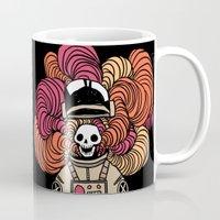 musa Mugs featuring disastrosmoke by musa