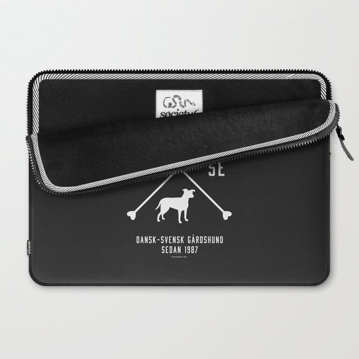 Since 1987 - white Laptop Sleeve