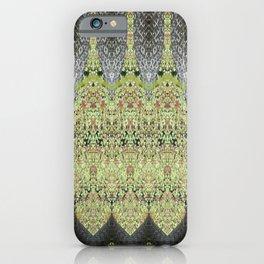 Snake Skin-Lyre iPhone Case