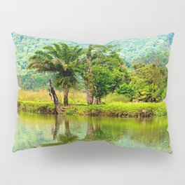 RIVER MIRROR Pillow Sham