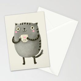 I♥you Stationery Cards