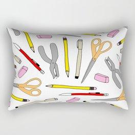 Drawing Tools Rectangular Pillow