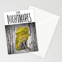 Little Nightmares of Six Stationery Cards