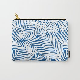 Bright Tropical Island Blue Carry-All Pouch