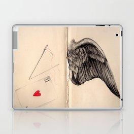 Red Thread Laptop & iPad Skin