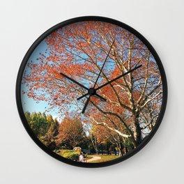 Banpaku Kinen Koen Wall Clock