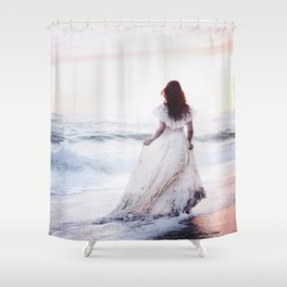 Chasing a Dream Shower Curtain
