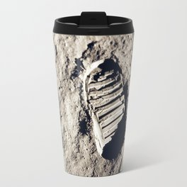 One Giant Leap For Mankind Travel Mug