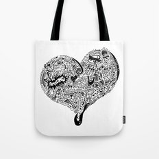 Heartfull Tote Bag