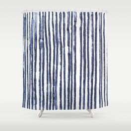 Abstract No. 294 Shower Curtain