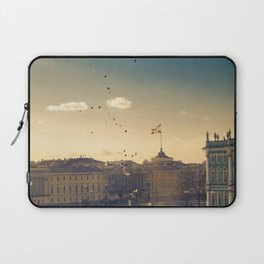 Ballons on Palace Square, St. Petersburg Laptop Sleeve