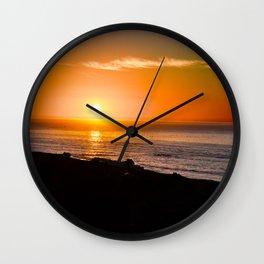 Sunrise at cabos Wall Clock