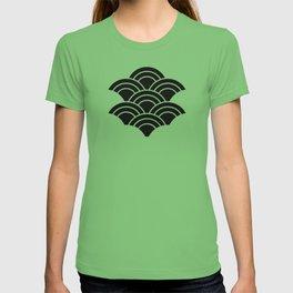 Japanese Fish Scales T-shirt