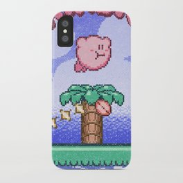 Adventure Kirby iPhone Case
