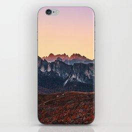 Italy #society6 #decor #buyart iPhone Skin