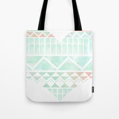 Aztec Love Tote Bag