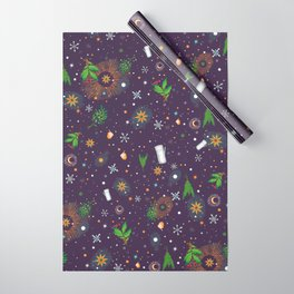 Solstice Holiday Wrapping Paper