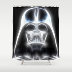 Darth Vader Electric Ghost Shower Curtain