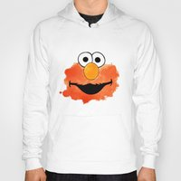 elmo Hoodies featuring ElmO by Cookstar