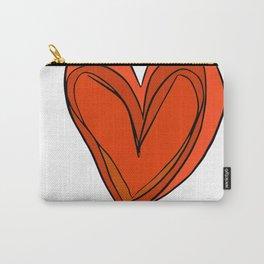 Amor en Mente Carry-All Pouch