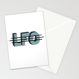 LFO Stationery Cards