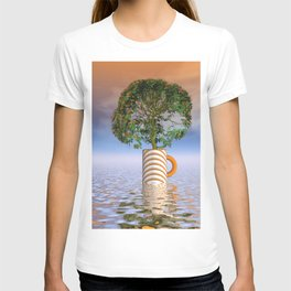 nature is our shelter -1- T-shirt